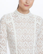 ROMILY BLOUSE IN IVORY