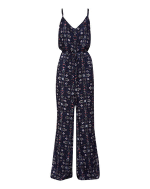 SIENNA JUMPSUIT IN SYMMETRY