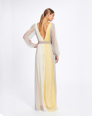 MARRAKECH MAXI DRESS IN SUNSET