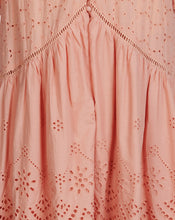 LUA GOWN IN CORAL