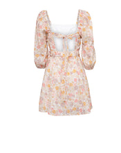 JEMIMA MINI DRESS IN DAISY