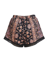 MELODY COTTON SHORTS IN DUSK