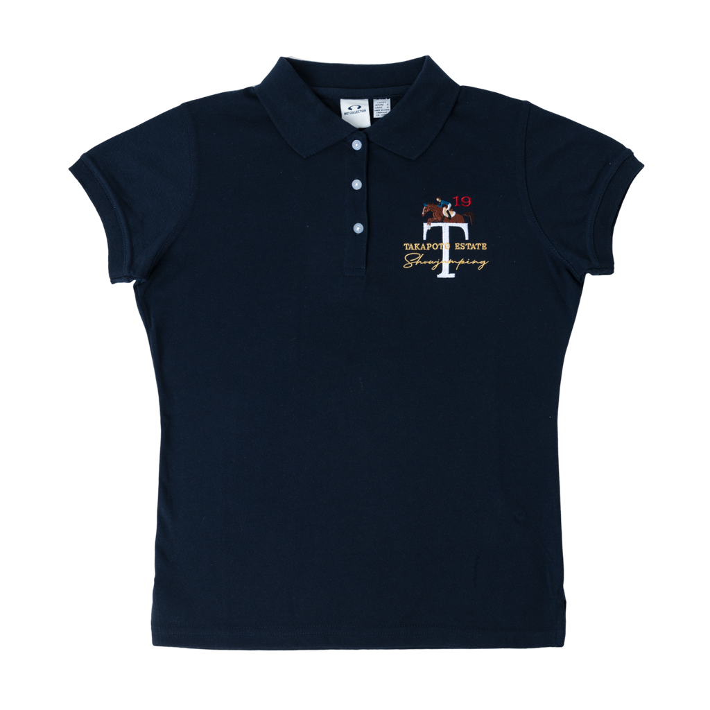 Woman's Polo | Navy