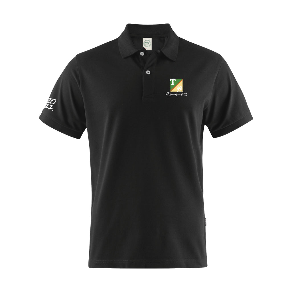 Men's Polo | Black
