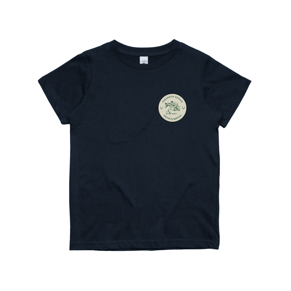 Youth Tee | Navy