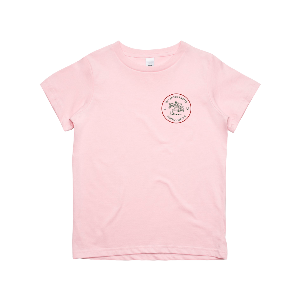 Youth Tee | Pink