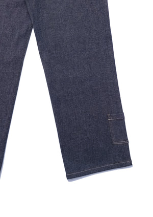 Basic loose fit jeans