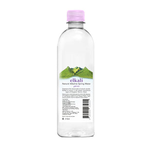 elkali Natural Alkaline Spring Water | 510ml
