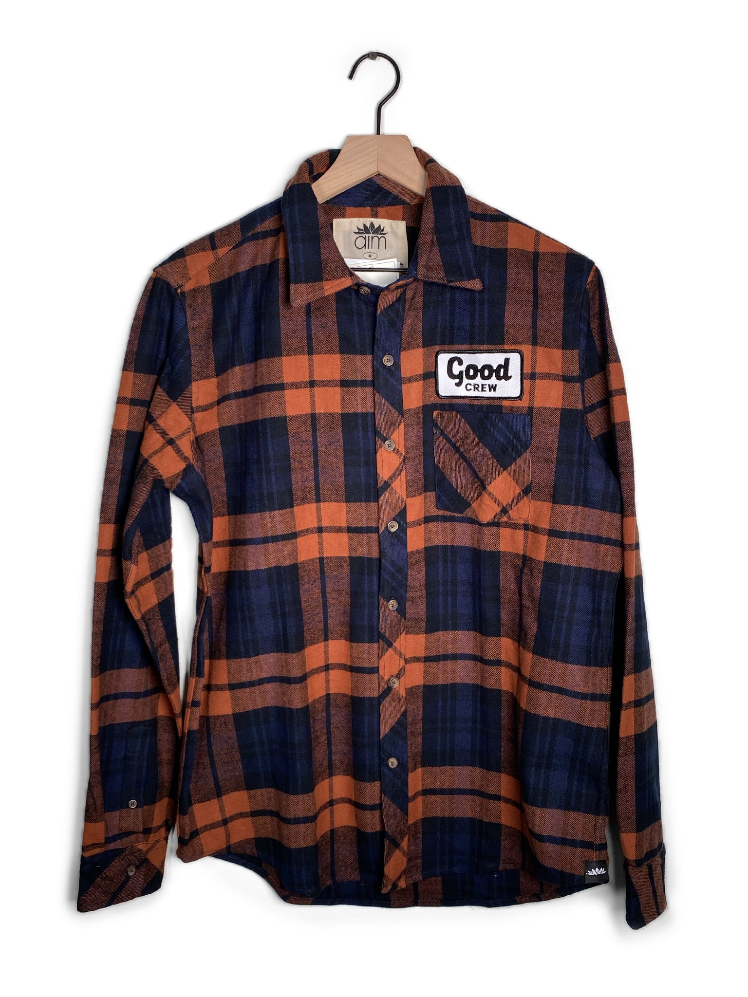 Good Crew Flannel