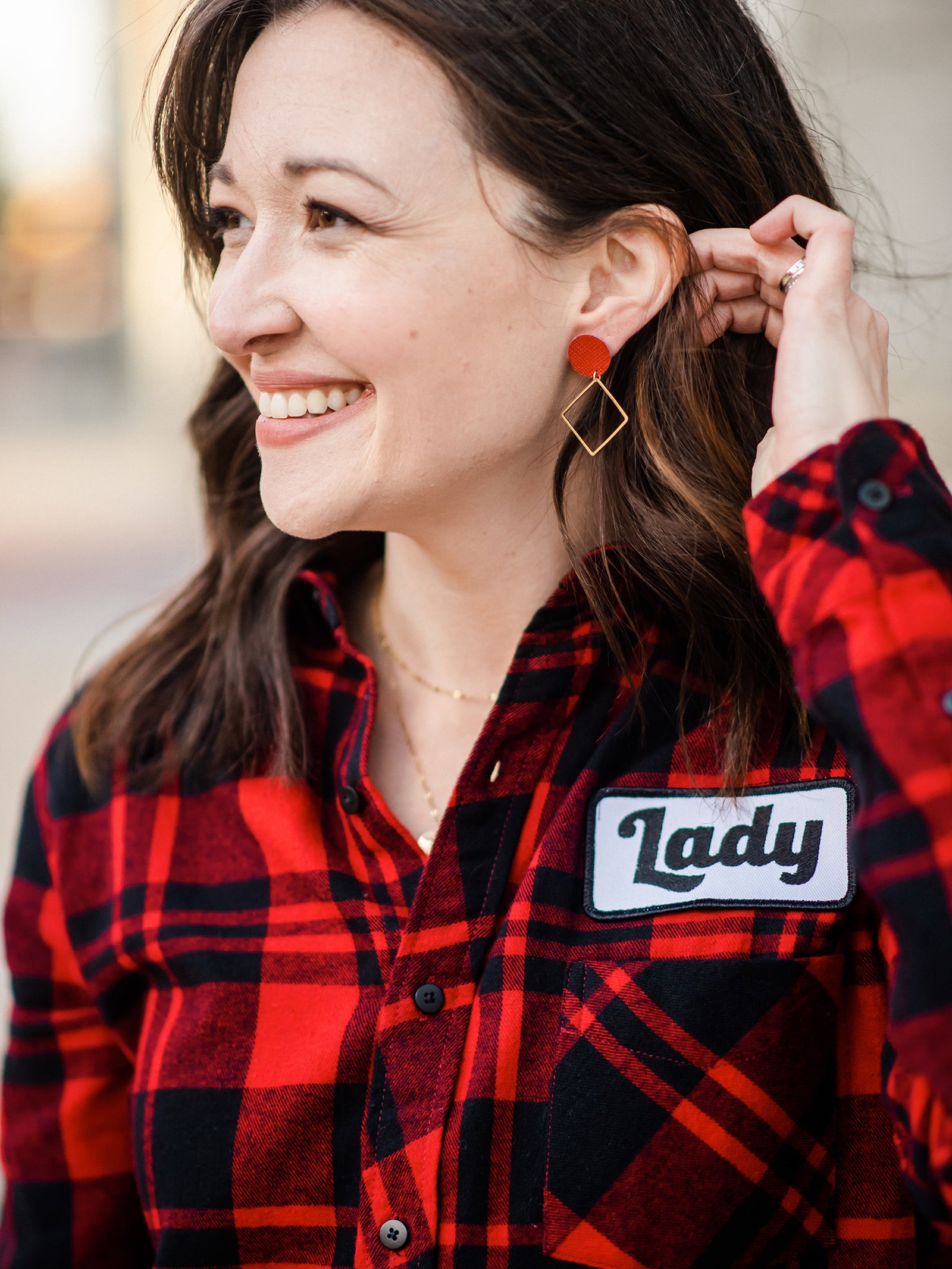 Lady Flannel