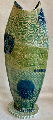 Fish Vase Sold Out