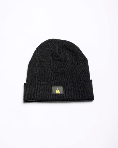 Global Gentleman Beanie - Black