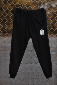 Global Gentleman Joggers - Black