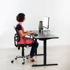 Electric StandingDesk Kit-60 Inches by 24 Inches Multiple Colors and Frames