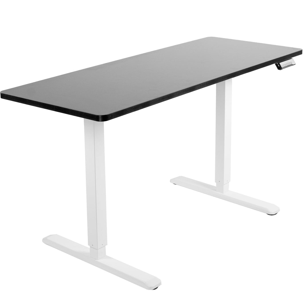 Electric StandingDesk Kit-43 Inches by 24 Inches Multiple Colors and Frames