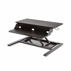 "Pneumatic Level Up Pro 32"" Standing Desk Converter-Multiple Colors"