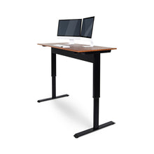 "Load image into Gallery viewer, 48"" Pneumatic Adjustable-Height Standing Desk"