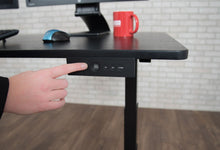 "Load image into Gallery viewer, Electric Standing Desk 60"" Dual Motor"