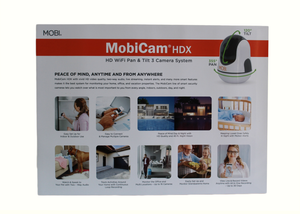 MobiCam HDX Home Monitoring System 3-Pack