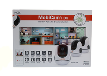 Load image into Gallery viewer, MobiCam HDX Home Monitoring System 3-Pack