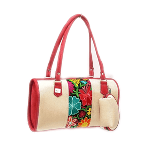 Women Huipil Textile Mini Handbag Set - Guatemalan Fashion guatemala dress guatemalan traje women fashion men fashion leathe handbags huipil handbag summer fashion