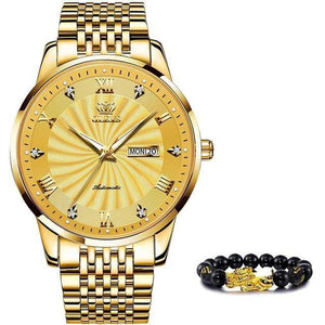 Men Mechanical Watch Luxury Automatic