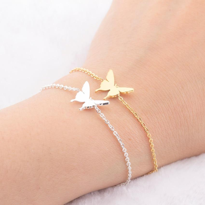 Butterfly Best Friend Charm Bracelets - Guatemalan Fashion guatemala dress guatemalan traje women fashion men fashion leathe handbags huipil handbag summer fashion