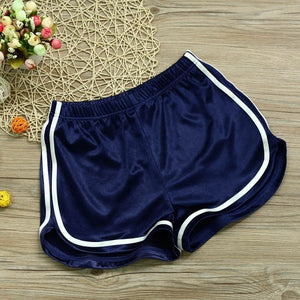 Woman Stretch High Waist Shorts - Guatemalan Fashion guatemala dress guatemalan traje women fashion men fashion leathe handbags huipil handbag summer fashion