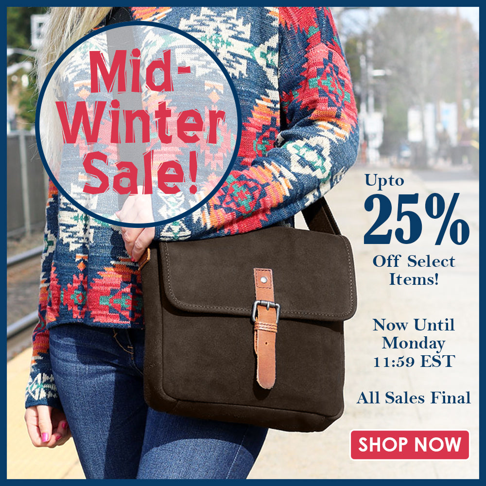 Mid-Winter Sale