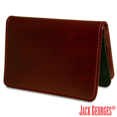 Milano Business Card Holder #3706 | Jack Georges