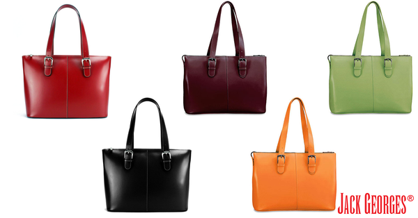 Milano Madison Avenue Business Tote