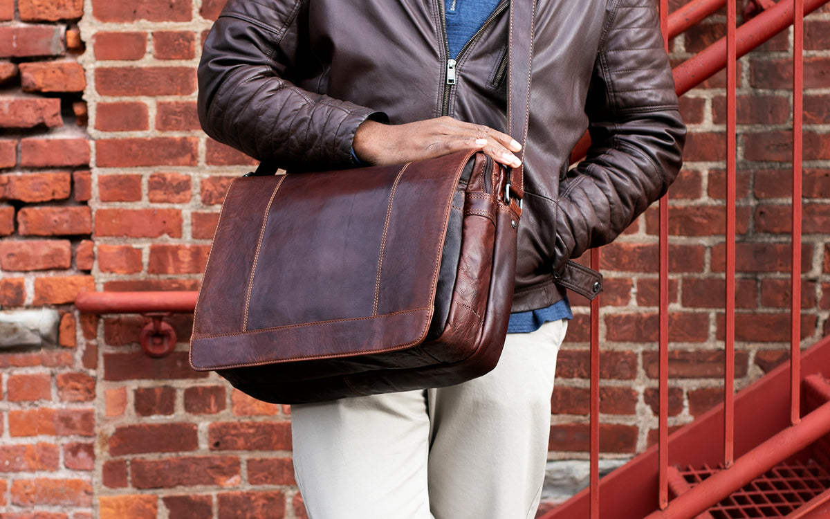 Jack Georges is a designer and maker of professional leather products 4b04c13da057a