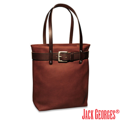 Belmont Open Top Tote #2971 | Jack Georges
