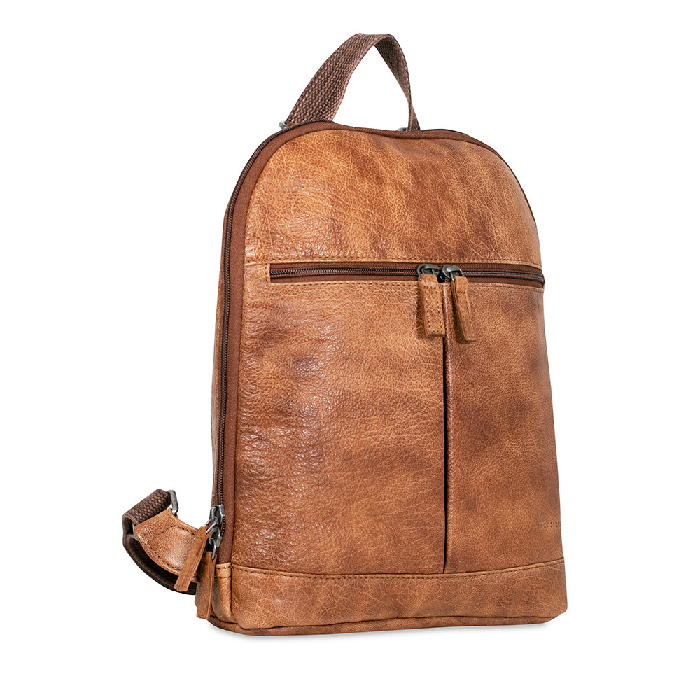 Buffed Small Convertible Backpack/Crossbody #6133
