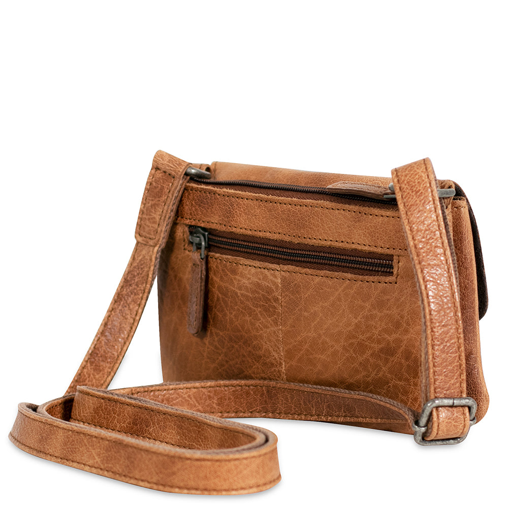 Buffed Mini Crossbody Bag #6610