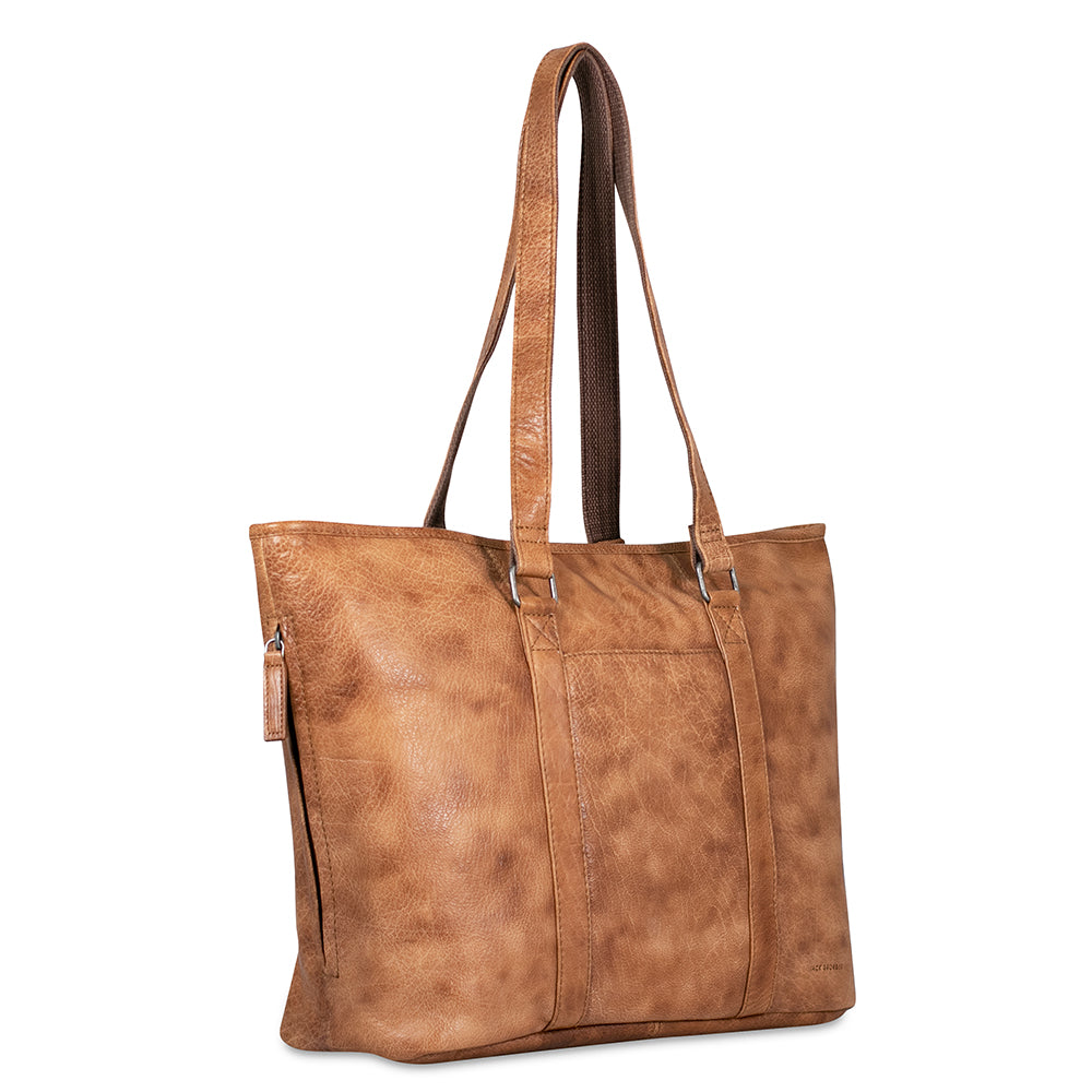Buffed Shopper Tote #6803