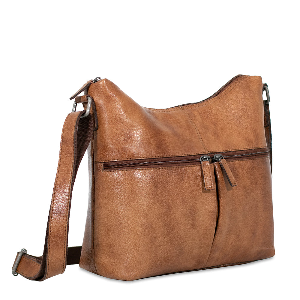 Buffed Uptown Hobo Bag #6814