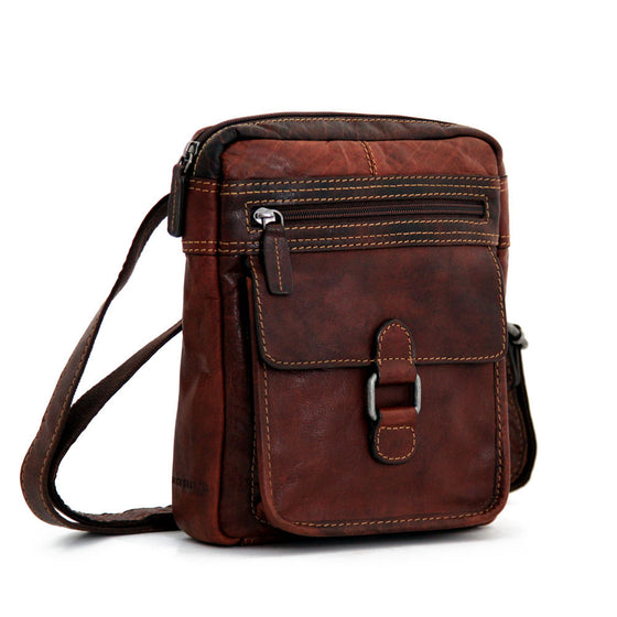 b56cd896a0cb Leather Crossbody Bags - Jack Georges