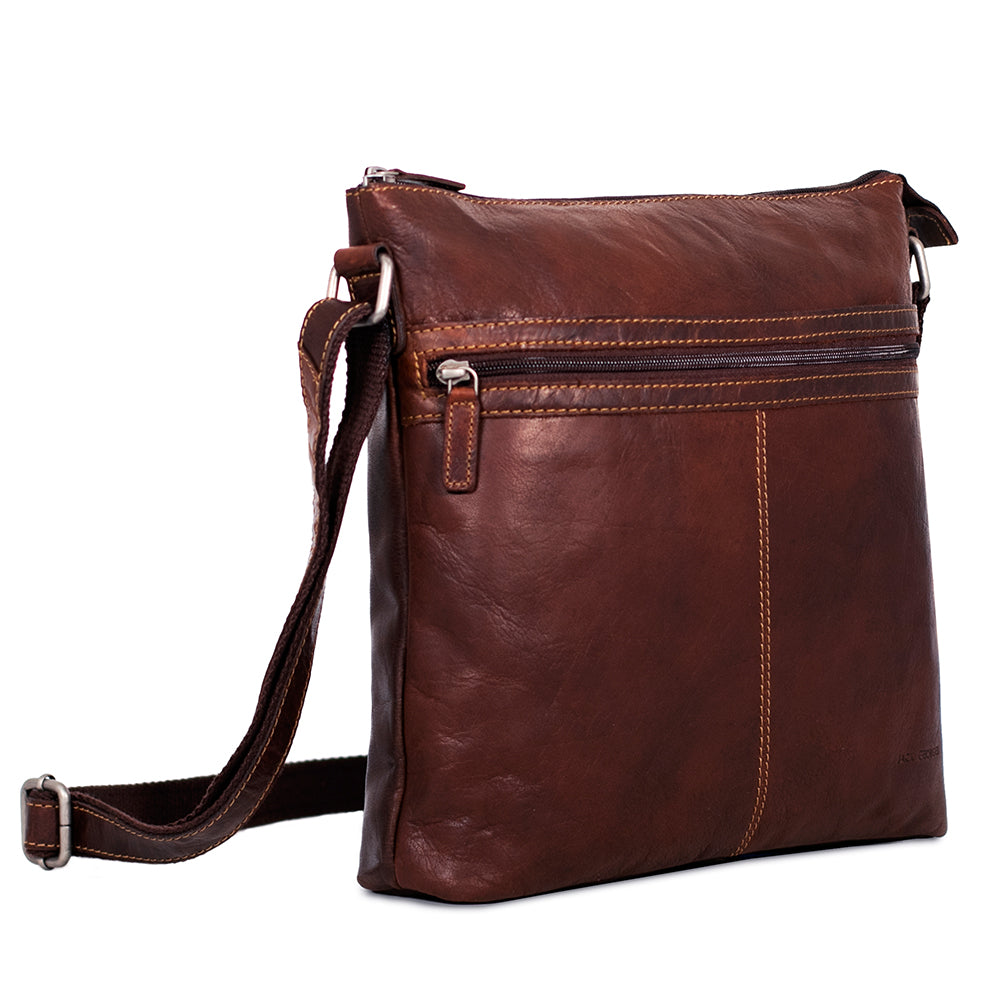 Voyager Large City Crossbody #7299