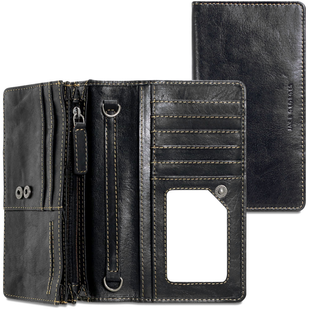 Voyager Continental Wallet #7722