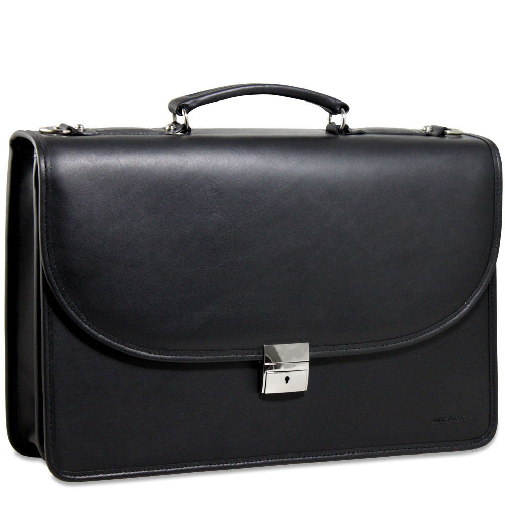 Platinum Special Edition Executive Leather Briefcase #8415