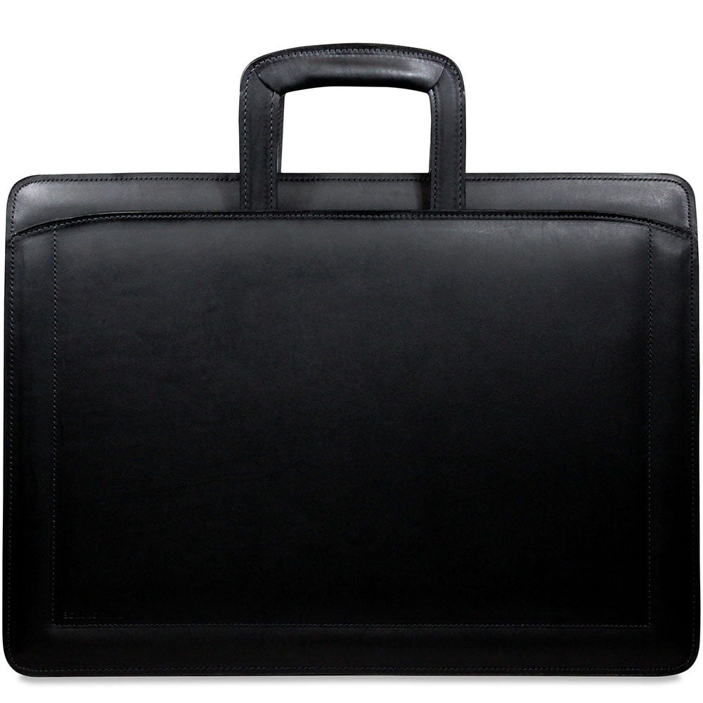 Belting Leather Professional Briefcase #9002