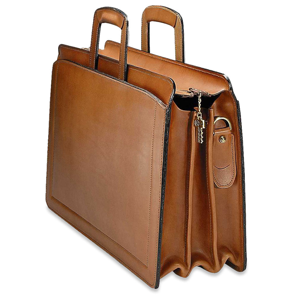 d0608e85e825 Belting Leather Professional Briefcase #9002