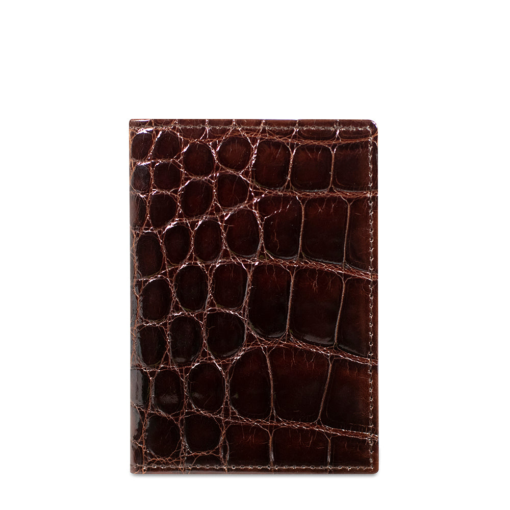 American Alligator Slim Card Holder #AL700