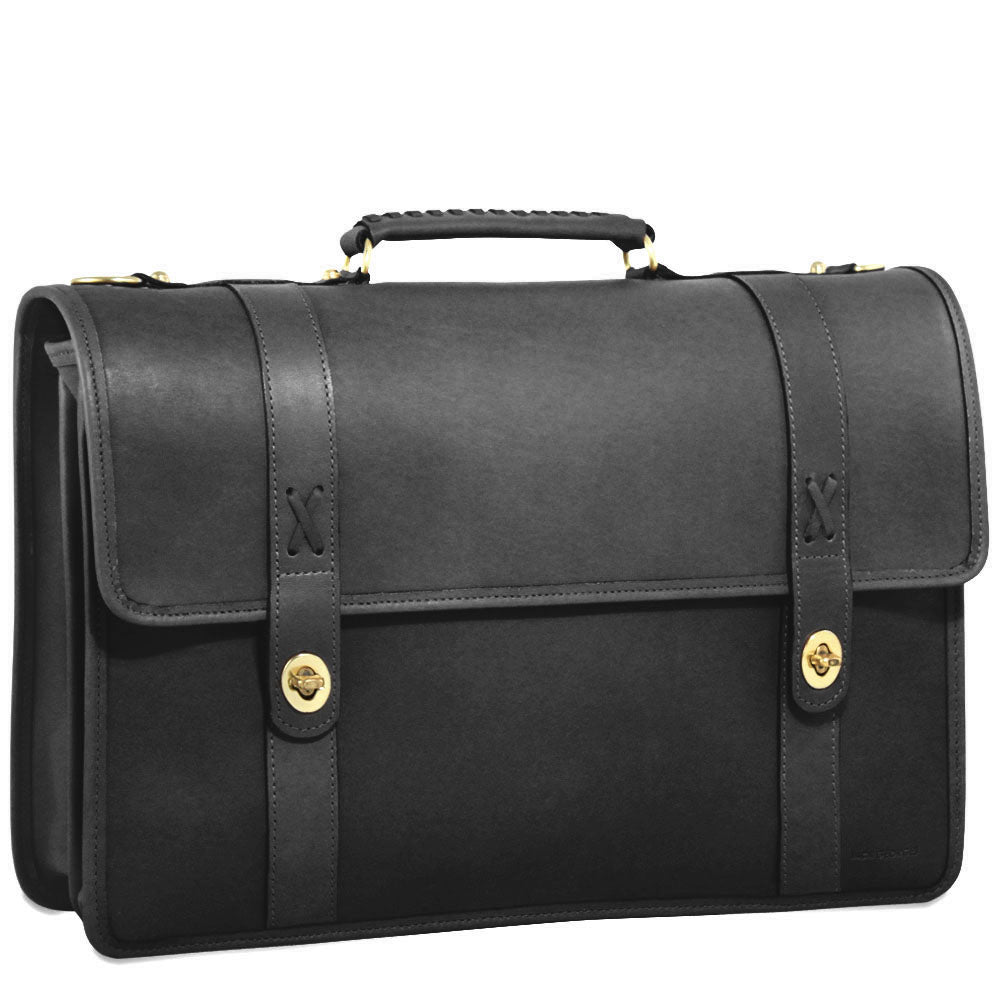 Belmont Professional FlapOver Briefcase #B2462