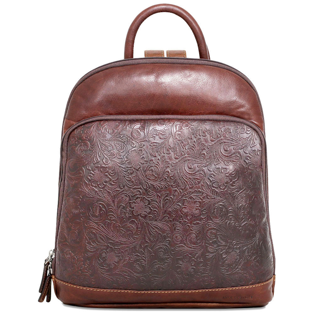Voyager Floral Small Backpack #FL835