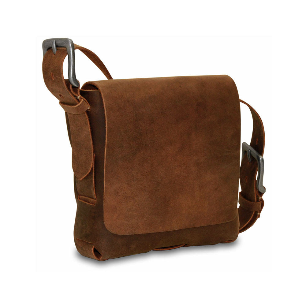 a2bcb80eaab1 Build Your Own Small Messenger Bag #151A Tan Front Side ...