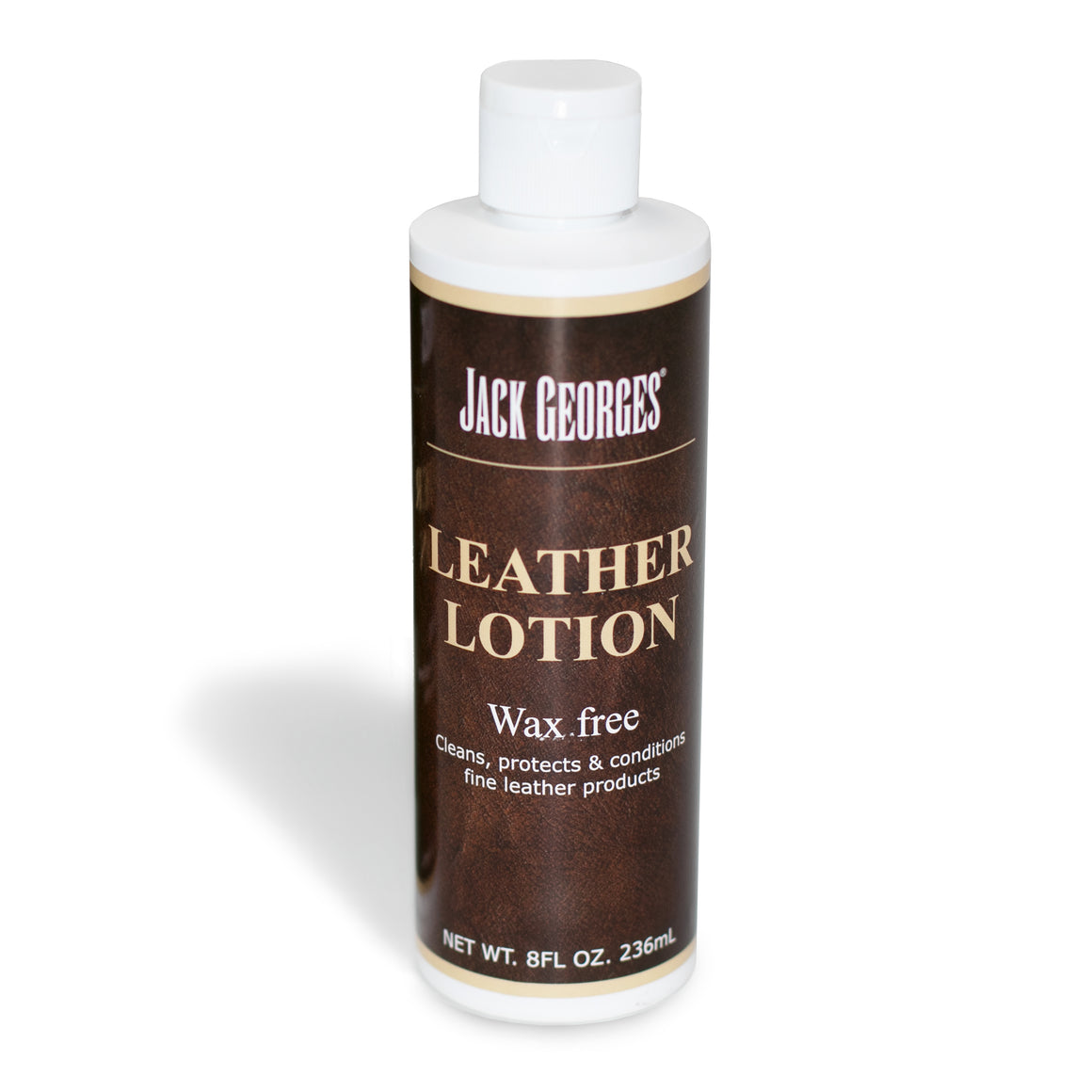 Jack Georges Leather Lotion (One Bottle)
