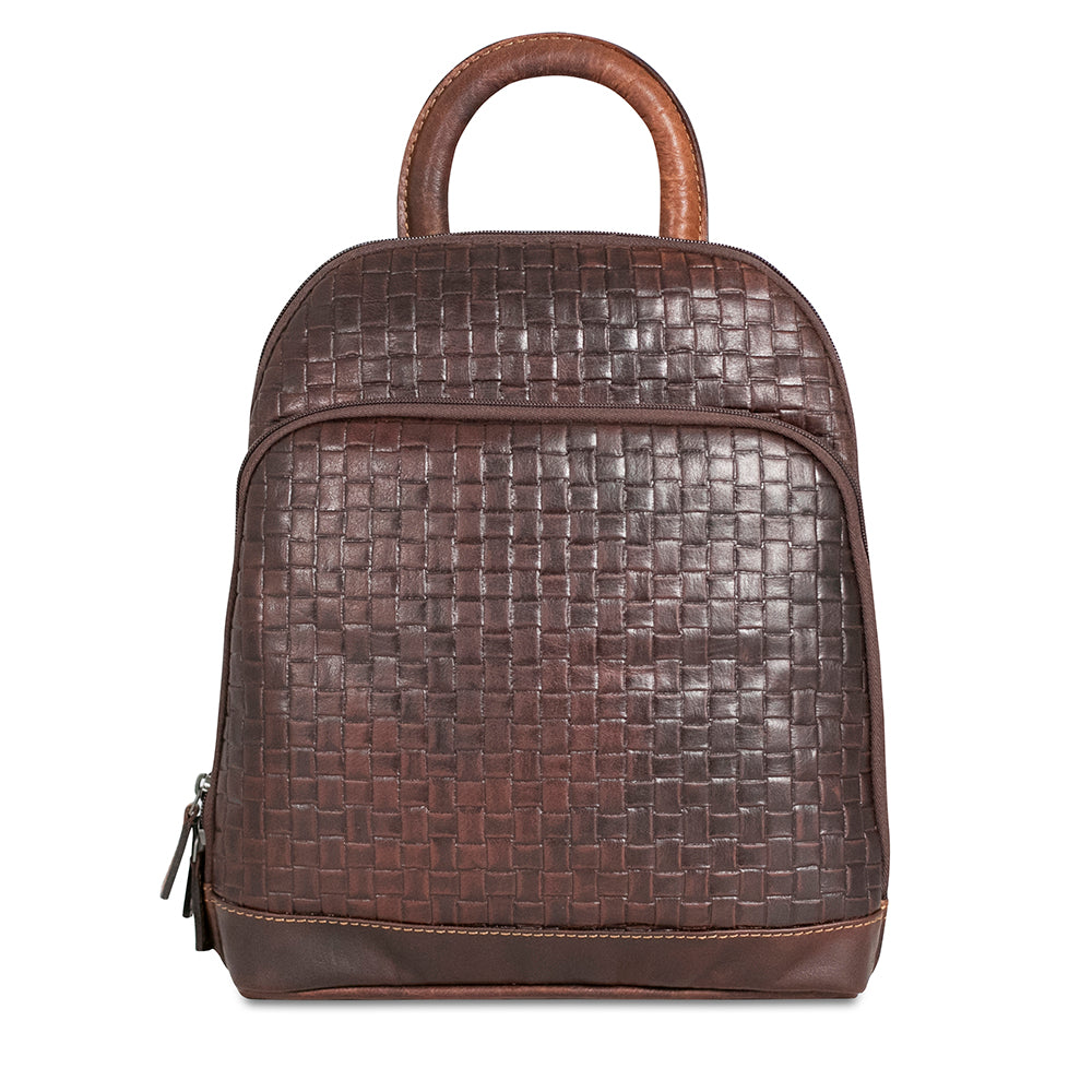Voyager Woven Small Backpack #WF835