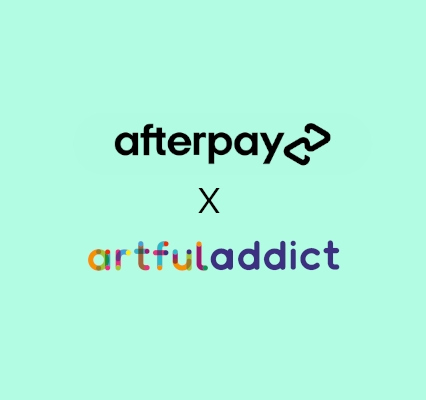 Artful Addict Supports Afterpay